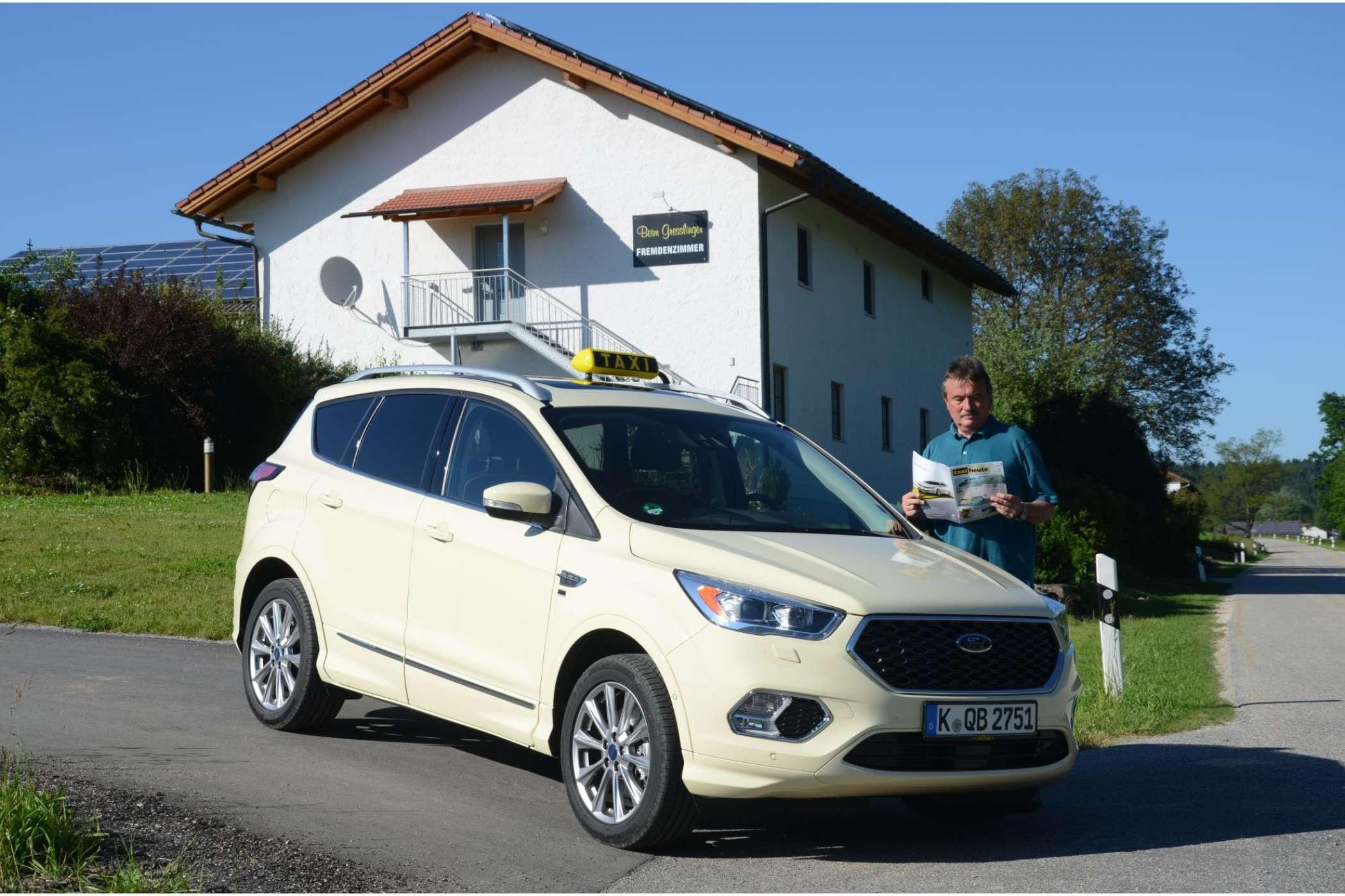 Bildergalerie Ford Kuga-Taxi   Pkw-Tests Fotostrecke ...