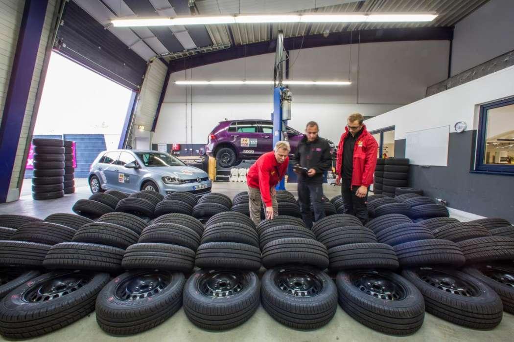 Billig Reifen Testsieger