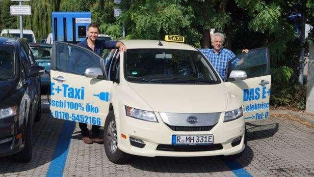 Taxi Regensburg Kosten