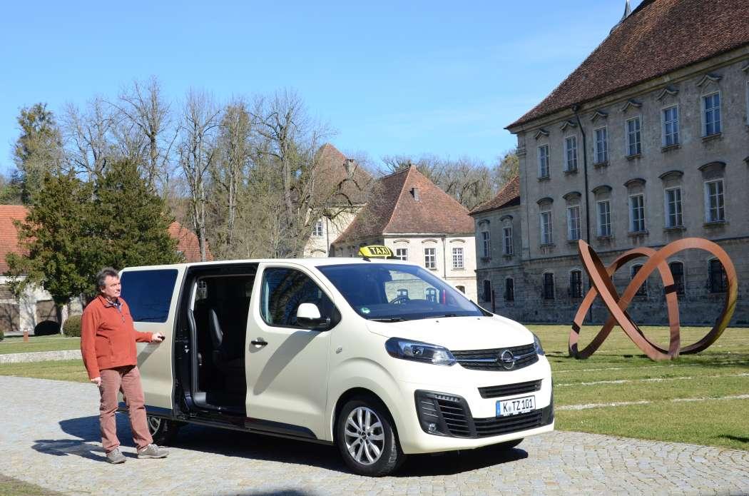 Testnotizen Zum Opel Zafira Life Taxi Transporter Tests News Taxi Heute Das Unabhangige Und Bundesweite Taxi Magazin Das Unabhangige Bundesweite Taxi Magazin