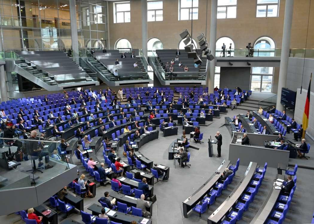 Der GVN rät Taxi- und Mietwagenunternehmern dazu, gegen das Eckpunktepapier persönlich bei ihren Bundestagsabgeordneten aktiv zu werden. (Foto: Achim Melde/Deutscher Bundestag)