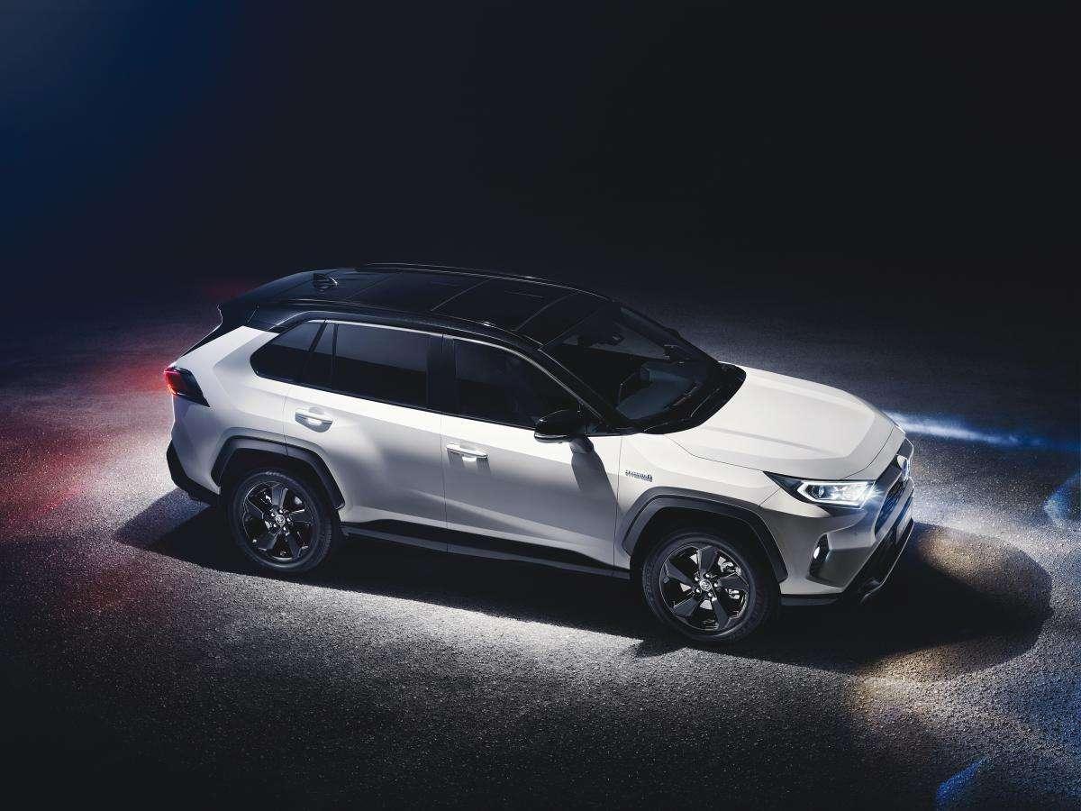 Toyota Bringt 2019 Neuen Kompakt Suv Antrieb Pkw News Taxi